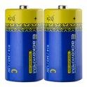 Батарейка АСКО солевая С.R14.SP2  трей