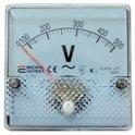 Вольтметр 500В  80х80 ( A-80) AС Аско