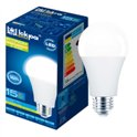 Лампа светодиодная 15W E27 4000K А60 Econom ИСКРА