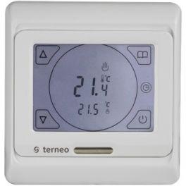 Терморегулятор Terneo SEN для теплого пола (сенсорный недельный программируемый)