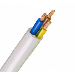 Провод ПВС 3х1 медный гибкий соединительный