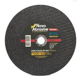 Диск отрезной по металлу NOVOABRASIVE Extreme T41 230*1,9*22,23мм A 30 S BF