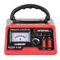 Зарядное устройство 6/12В 0-10А Intertool AT-3020
