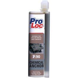 Химический анкер ProLoc P90 300мл полиэфир серый
