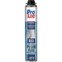 Пена монтажная ProLoc P13 проф. 750мл 850г зимняя -12С