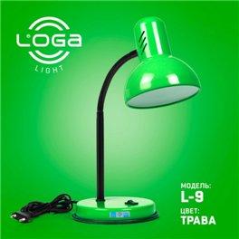 """Настольная лампа ТМ LOGA Light L-9 """"Трава"""""""