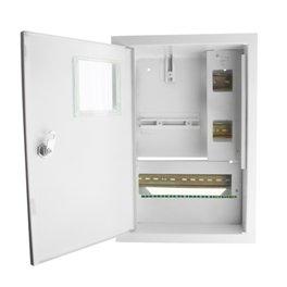Ящик учета ЩМР-1ф-16 Электронный, Внутренний (425х300х140)