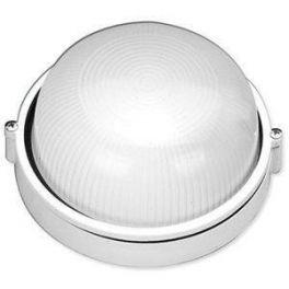 310 Светильник 60W IP-54 круглый белый MAGNUM MIF 010