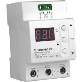 Терморегулятор Terneo RK 20  для котла (20А 4000ВА)